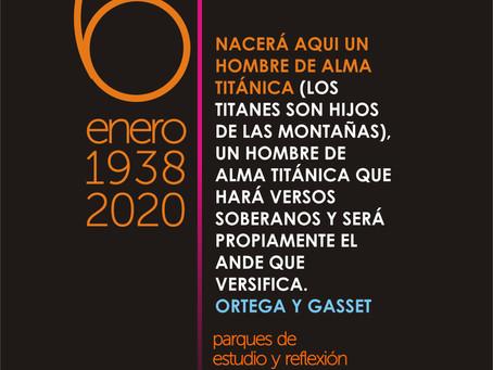 82 Aniversario Nacimiento de Silo