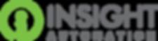 Insight Logo (GREEN-MED GREY-VECTOR VERS