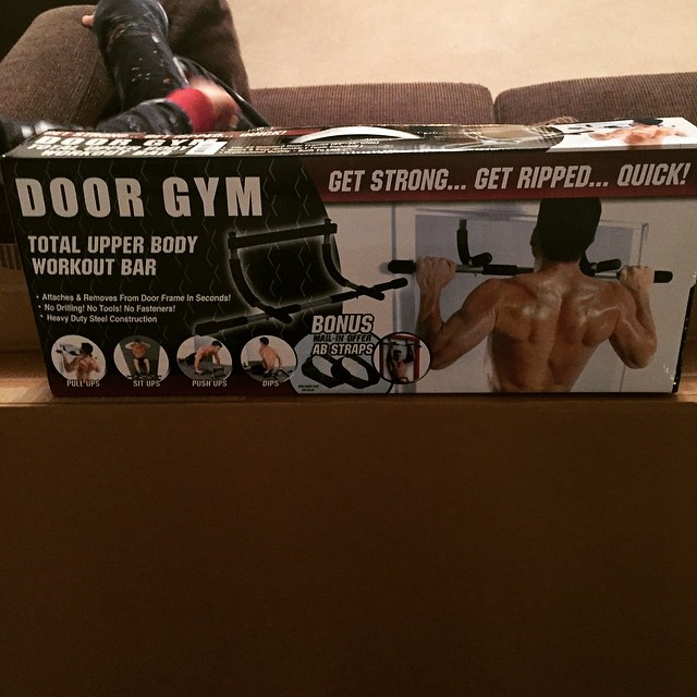 Instagram - The boys gave me this for Christmas, are they trying to tell me some