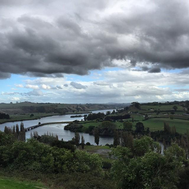 Instagram - Not a bad view! #LakeKarapiroLodge