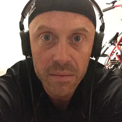 Instagram - Back on the turbo in the 'pain cave' for a couple of hours! #greates
