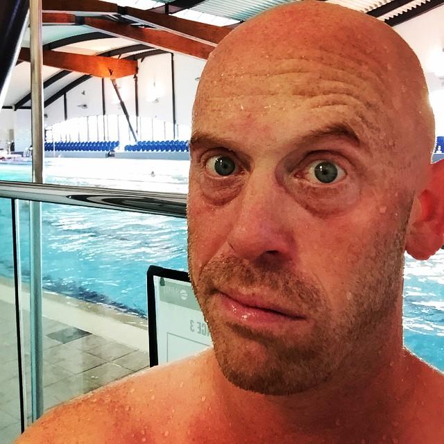 Instagram - Monday morning 3000m swim set done... #surreysportspark #swimmmg #ir