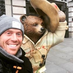 Instagram - #greatestIronman meets Ripleys - Believe it or not #greatestExplorer