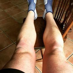 Instagram - Cold, hard, heavy legged 50mins tempo running set today....jpg