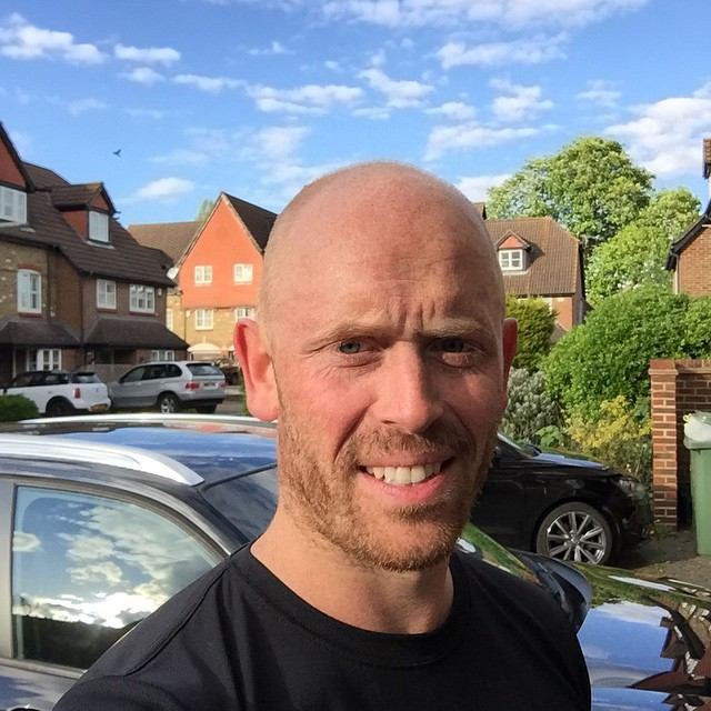 Instagram - Cheeky 20k run on a Thursday evening, as you do ;-) #greatestironman