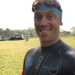 Instagram - Long weekend of training day 3 - back in the @huubdesign wettie and