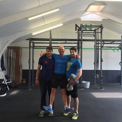 Instagram - Snuck in an extra NewWave CrossFit session this morning, epic WOD wi