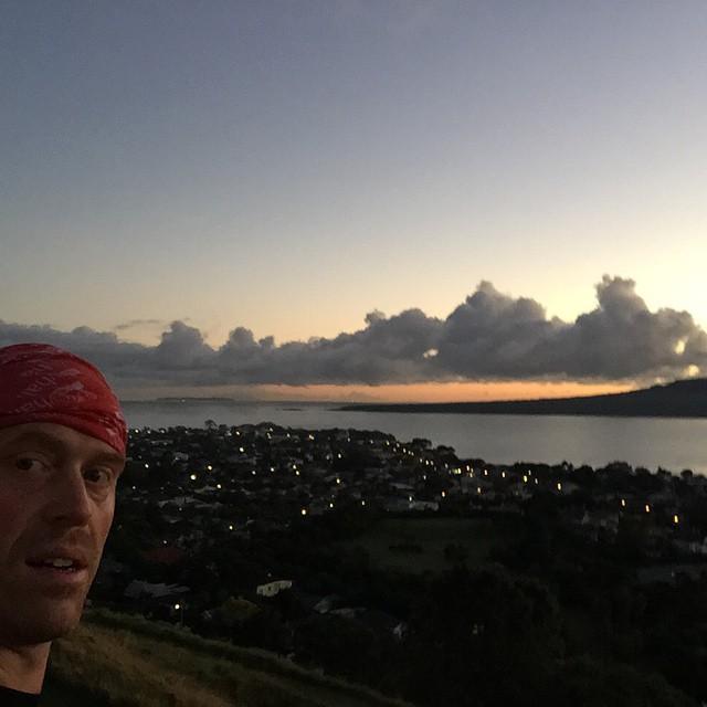 Instagram - Worse Places To Train Series #NZTrip2015 #warmweathertraining worsep