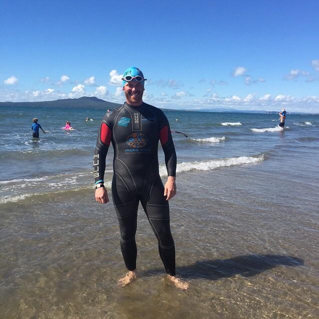Instagram - Another day another beach #MilfordBeach #Auckland #greatestironman #
