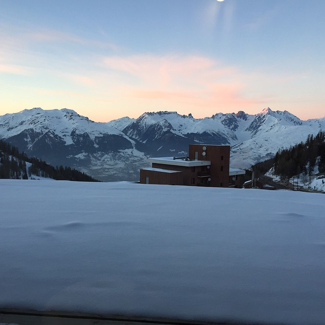 Instagram - Pretty cool in the Alps :-)