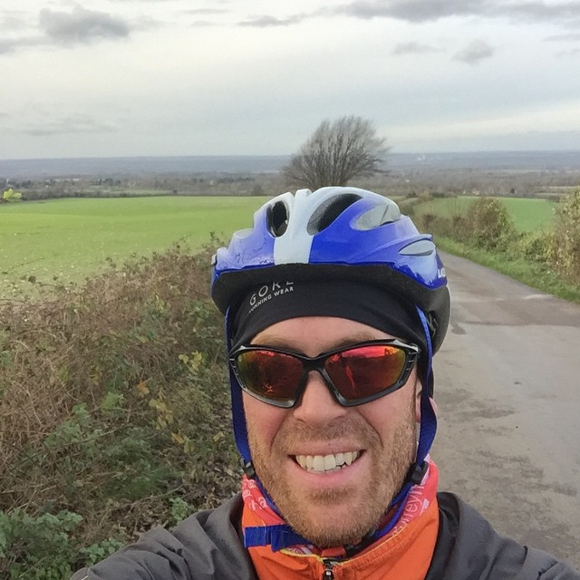 Instagram - Steady ride out to Staple Lane, Surrey, 5x to summit and steady home