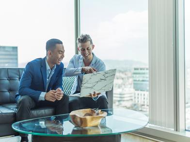 Secrets to Career Advancement: Peer Mentoring