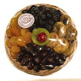 Aszalt gyümölcskosár 400g