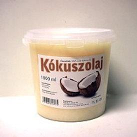 Kókuszolaj finomított (vödrös, Nat.C.) Liter
