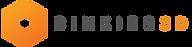 Binkies 3D logo_Gradient_without inside