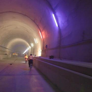 Tunel du CEVA