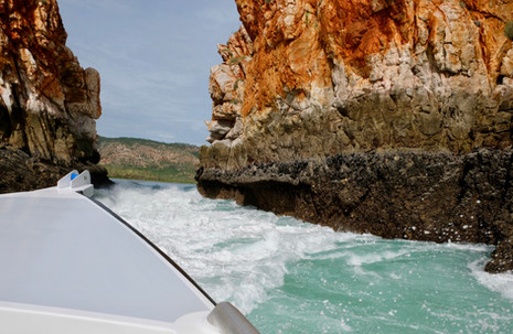 Monstrous tides of the Kimberley coast - Straits Times