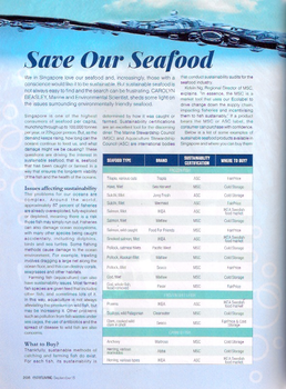 Save Our Seafood