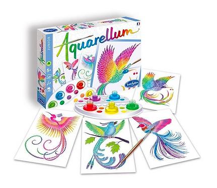Sentosphère Aquarellum Junior - Bird of Paradise