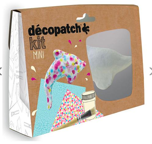 Décopatch Mini Kit - Dolphin