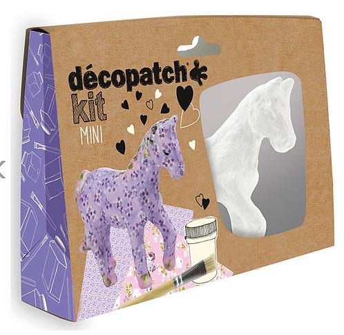 Décopatch Mini Kit - Horse