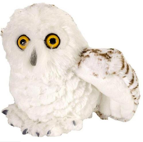 Snowy Owl Cuddlekins (20cm)