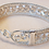 Thumbnail: Gorgeous Intricate Silver Plated Celtic Weave Bracelet