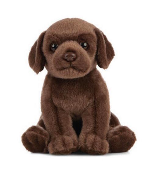 Living Nature Chocolate Labrador Puppy