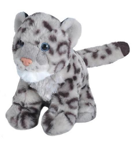 Baby Snow Leopard Cuddlekins (20cm)