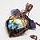 Thumbnail: Gorgeous Wire Wrapped Heart Shaped Labradorite Pendant