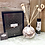 Thumbnail: Winter Round Mouth Blown Glass Reed Diffuser