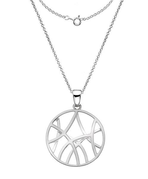 Silver Designer Pendant