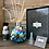 Thumbnail: Sea Breeze Round Mouth Blown Glass Reed Diffuser