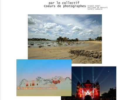 Expo photo à Saint Briac les 6-7 juin 2020 avec mes amis photographes Franck Hamel et Valéry Lamoure