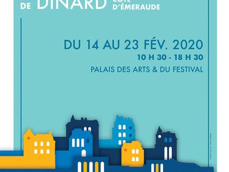 Salons des Artistes de Dinard, du 14 au 23 février 2020