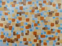 9236, 2018 oil on canvas