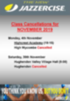 class cancellaions for Nov 2019 jpeg.jpg