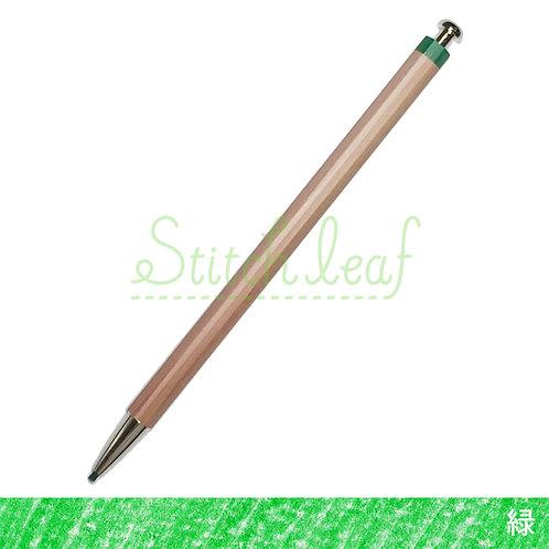 大人の色鉛筆 緑 単色