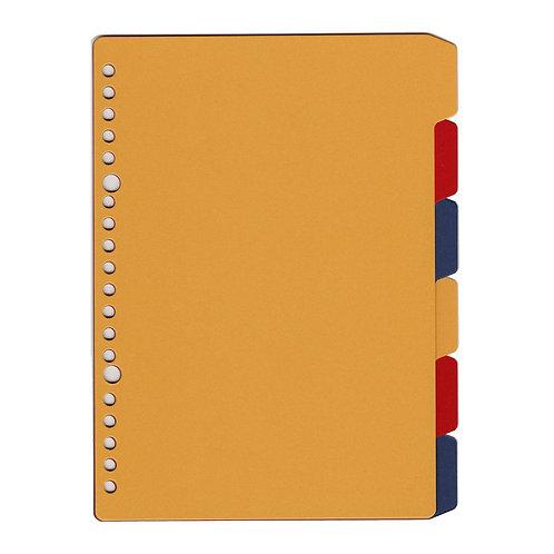 SLインデックスA5サイズNO.14