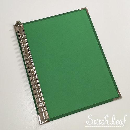 SLバインダーボードA5サイズ グリーン