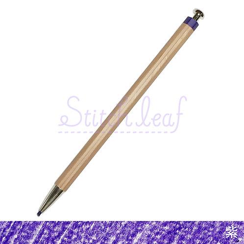 大人の色鉛筆 紫 単色