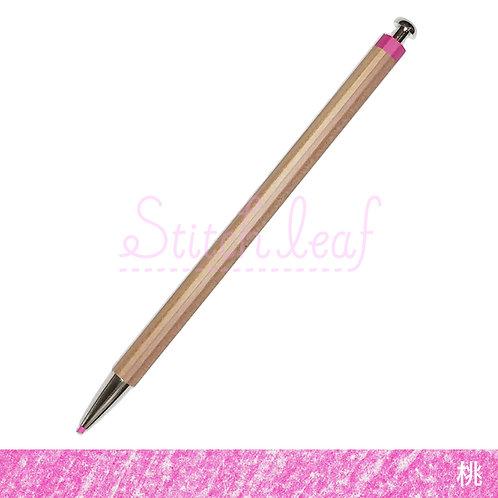 大人の色鉛筆 桃 単色