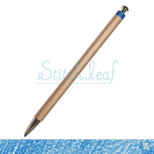 大人の色鉛筆 青 単色