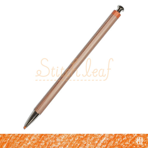 大人の色鉛筆 橙 単色