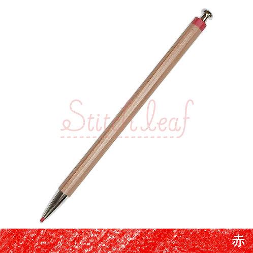 大人の色鉛筆 赤 単色