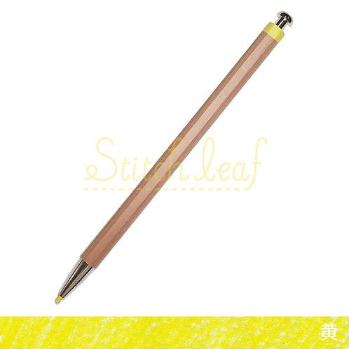 大人の色鉛筆 黄 単色