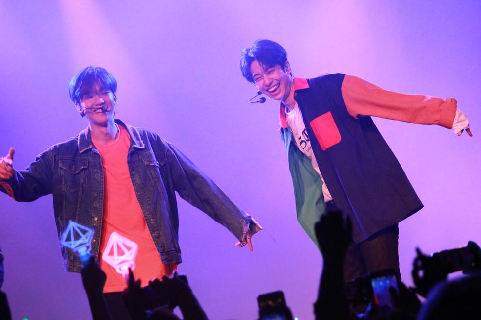MXM 1st Meet & Live US Tour