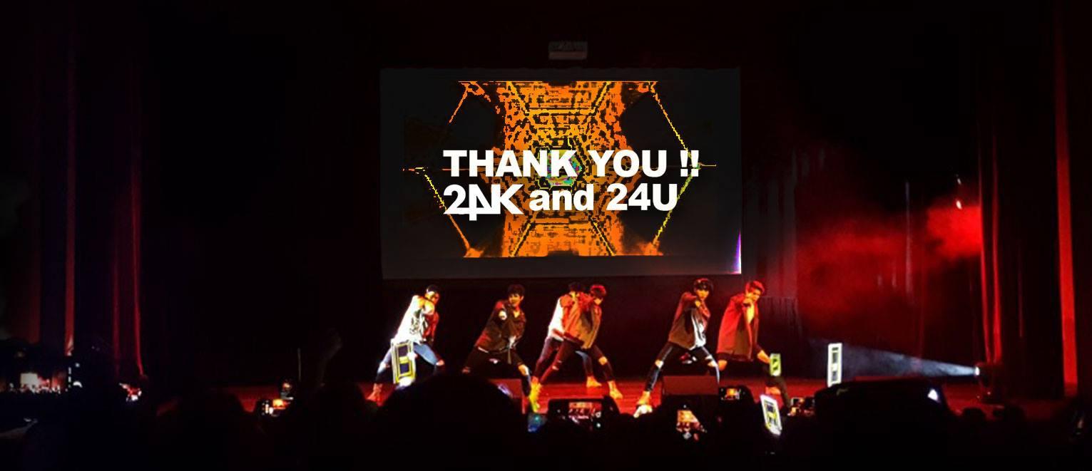 24K 2018 World Tour Still With 24U