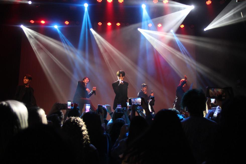 IMFACT 1st US Meet & Live Tour