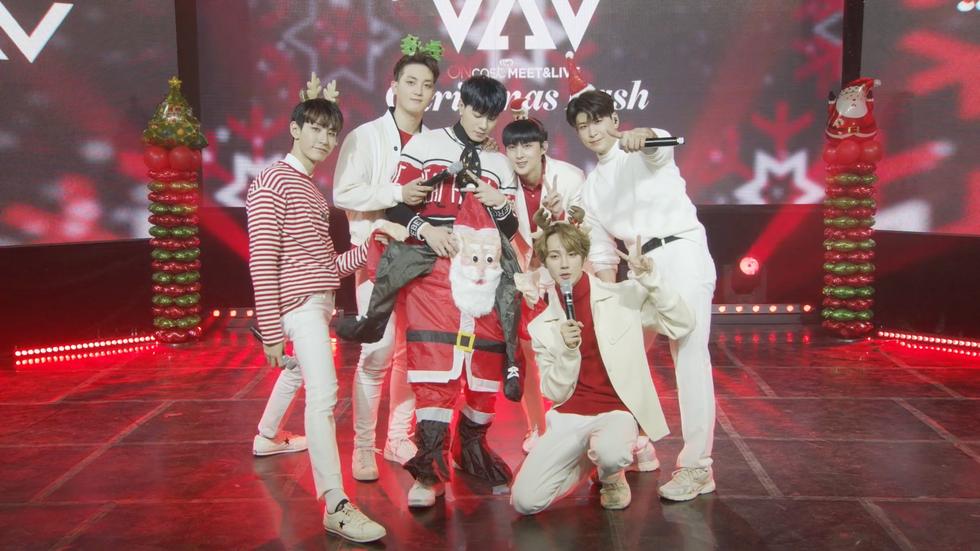 VAV Christmas Bash